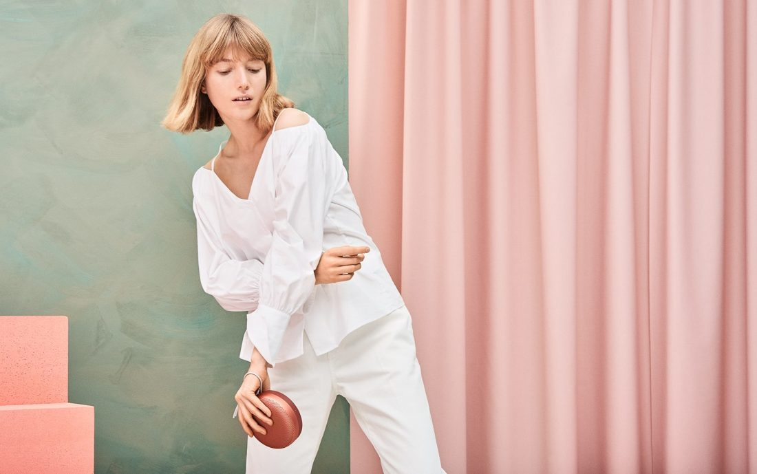 BeoPlay A1 Tangerine- Spring Summer Collection 2017