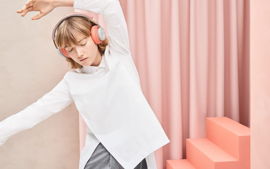 BeoPlay H4 Tangerine - Spring Summer Collection 2017