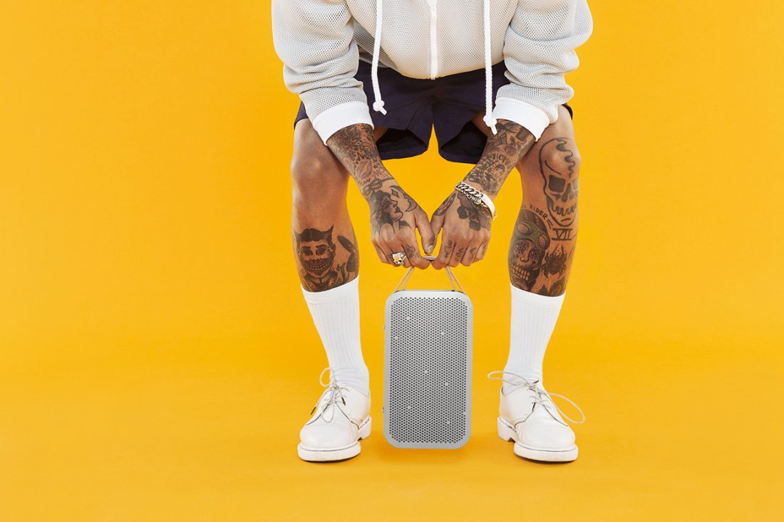 BeoPlay A2 - Zilver