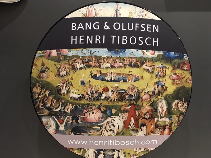 Bang & Olufsen Pop Up Store 's-Hertogenbosch
